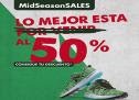 50% de descuento durante la Mid Season de Kelme