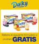 Prueba gratis los nuevos Dalky con yogurt