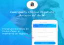 Llévate un cheque Amazon de 5€ Gratis al registrarte en Fintonic